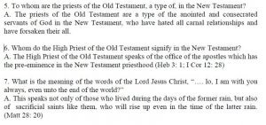 The Incomplete Sacrifice and Ministry of Christ