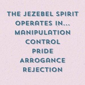 Witchcraft and Jezebel Spirit