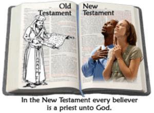 Priesthood of all believers 1