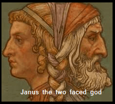 janus Watch-night service - The Good and the Bad