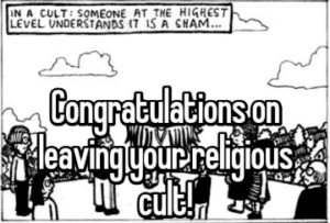 Leaving the Cult